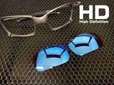 LINEGEAR Custom Lens for Oakley X-Squared - HD Jewelry Blue [XS-HD-JB] *Prizm