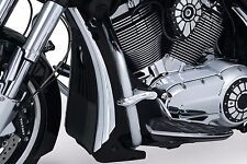 Kuryakyn Chrome Chin Fairing Stepped Accents Victory Cross Country Tour & Magnum