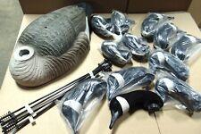 Ghg Hot Buy Canada Goose Shell Decoy Pack of 12 Mpg2111