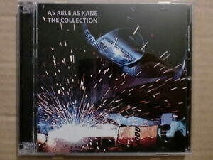 AAAK / AS ABLE AS KANE - THE COLLECTION / 2xCD / 2010 / ELECTRIC TREMOR DESSAU