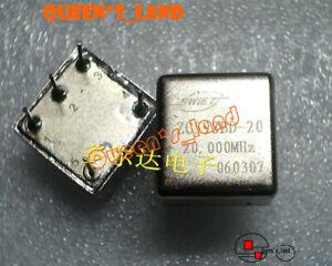 1× SWIET ZC598BD-20 20MHz TCXO Crystal Oscillator