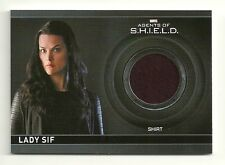Marvel Agents of SHIELD Season 2 Costume LADY SIF  CC15 Serial # 368/425