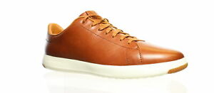 Cole Haan Mens Grandpro Tennis Brown Fashion Sneaker Size 9.5 (1341266)