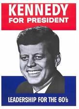 KENNEDY FOR PRESIDENT Movie POSTER PRINT 27x40 John F. Kennedy