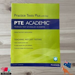 PTE ACADEMIC - Practice Tests Plus with key - PEARSON TEST OF ENGLISH ACADEMIC