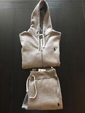 Ralph Lauren Polo (2PC) Sweatsuit **BRAND NEW**, Mens, Medium, Alaskan Heather
