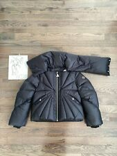 Moncler x Rick Owens Tonopah Cropped Puffer Down Jacket Size 1 (Small)