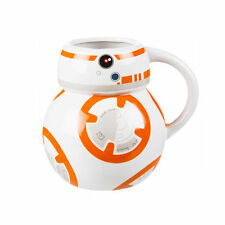 STAR WARS BB-8 DROID 3D MUG IN GIFT BOX BRAND NEW GREAT GIFT