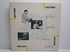 JAZZ PIANO A Smithsonian Collection 1989 4 Cassette Tape Set w/Box & Booklet NEW