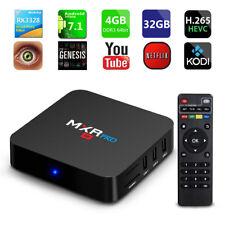 Android 7.1 Smart TV Box 4GB 32GB 4K 3D Ultra Fast 5G Wifi Internet Media Player
