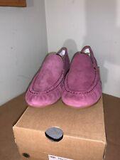 Nuevo en Caja UGG Australia Mujer Vivian Bugambilia Rosa Mocasines 1104713