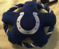 Pets First NFL Colts Dog Toy