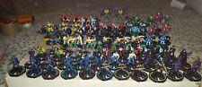 Wizkids DC Hypertime HeroClix Lot of 93 Figures