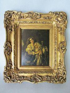 "Original Cornelis Kruseman 1797-1857 (""Raphael of the North"") Dutch Oil Painting"
