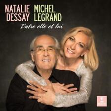 Natalie Dessay/Michel Legrand-entre Elle Et Lui-Natalie Dessay cantar (CD NUEVO)