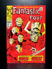 COMICS: Marvel: Fantastic Four #75 (1968), Galactus app - RARE