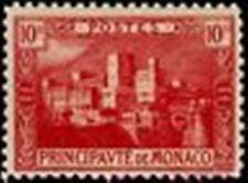 "MONACO STAMP TIMBRE N° 64 "" PALAIS PRINCIER 10F "" NEUF X TB"