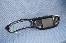 2013-15 Dodge Dart Dash Radio Info Display Screen & Surround Bezel w/ Vents
