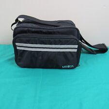 Genuine Minolta Camera Bag Case  10 x 7 x 6 Black