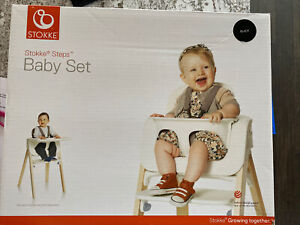 Stokke Steps Baby Seat Black