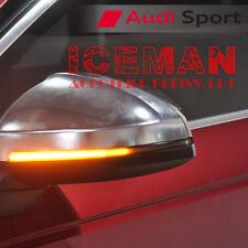 Dynamische Abbiegelicht Spiegel LED Seitenblinker A6 S6 4G2 quattro Bj. ab 2012