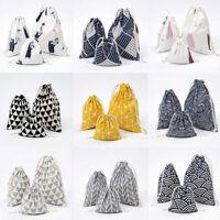 Mini 3Pcs/Set Storage Bag Storage Box Portable Pouch Jewelry Bags Make Up Bag KV