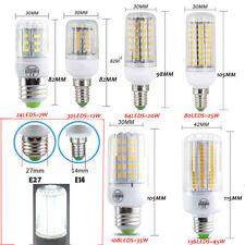 E27 E14 7W 9W 12W 15W 20W 25W 45W 5730 LED Corn Bulb Lamp Light Bright 110/220V