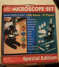 Orbitor CR70315E 1200 Power 47 piece Microscope Set Special Edition
