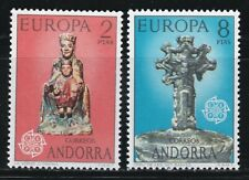 Spanish Andorra - Scott #s 79-80