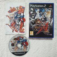 Guilty Gear XX Accent Core Plus - PlayStation 2 - PAL Version PS2 Excellent