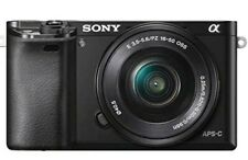 Sony Alpha a6000 Mirrorless Digital Camera 24.3MP SLR Camera with 3.0-Inch LCD