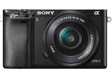 Sony Alpha a6000 Mirrorless Digital Camera 24.3MP SLR Camera with 3.0-Inch LCD