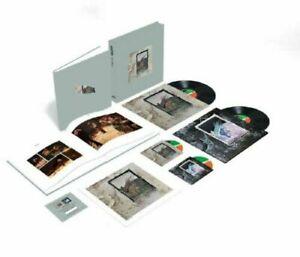 LED ZEPPELIN * LED ZEPPELIN IV * SUPER DELUXE BOX SET * LP + CD * NEW & SEALED