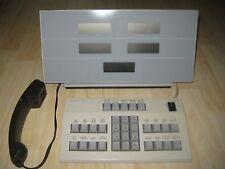 Ericsson MD110 Console Operator Display Unit 1/DGF 220 10/1. 2/DGF Keyboard