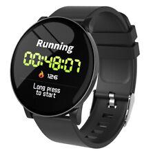 Smart Watch Heart Rate Oxygen Blood Pressure for Motorola E5 G7 G6 Samsung Men