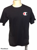 Champion C9 Men's Navy Blue T-Shirt Short Sleeve - Size XL