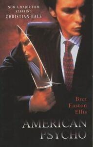 American Psycho (Film Tie-In) By Bret Easton Ellis