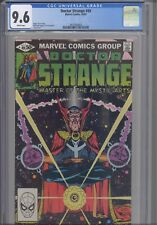 Doctor Strange #49 CGC 9.6 1981 Marvel Comics Rogers & Terry Austin Art & Cover