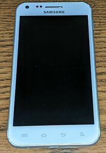 WHITE Samsung Galaxy S II, 16GB, Boost SPRINT (SPH-D710) S2 NICE, WORKS GREAT!!