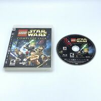 LEGO Star Wars: The Complete Saga (PlayStation 3 - PS3) No Manual