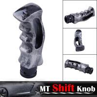New Universal Manual Cool Pistol Grip Handle Gear Stick Shift Knob Lever Shifter