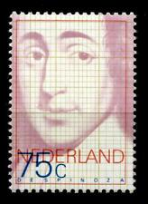 Filósofo Spinoza. 1w. países Bajos 1977