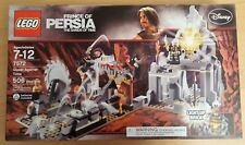 NEW! Lego PRINCE OF PERSIA Set 7572 QUEST AGAINST TIME Gold MiniFigs x4 SEALED!