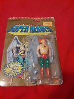 DC Comics Hawkman Vintage Bendable Figure