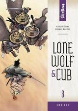 Lone Wolf and Cub Omnibus Volume 8 [New Book] Graphic Novel, Paperback