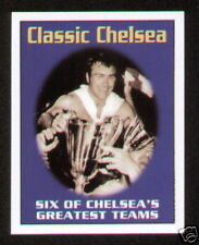CLASSIC CHELSEA - Collectors Card Set - Old greatest team photocard set of seven