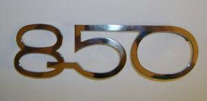 FIAT 600 - 850 ABARTH/ SCRITTA POSTERIORE/ REAR NAMEPLATE