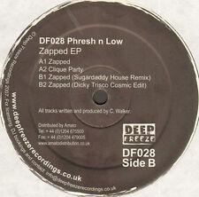 PHRESH N LOW - Zapped EP - Deep Freeze