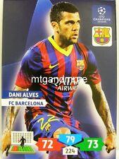 Adrenalyn XL Champions League 13/14 - dani alves-FC Barcelona