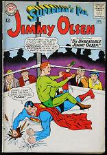 Superman'S Pal Jimmy Olsen 91954) #82 Vg (4.0)